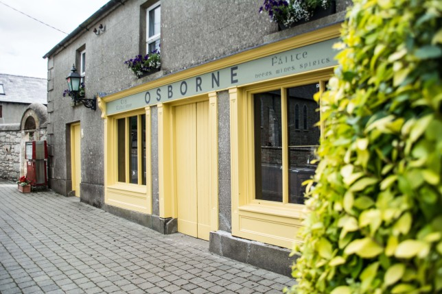 Osborne's Storehouse self catering Carlow accommodation